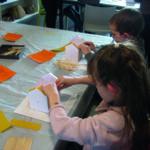 Une animation au musée sur les cabanes ostréicoles