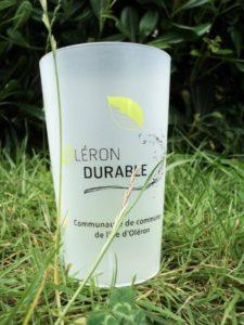 Visuel du gobelet en plastique réutilisable