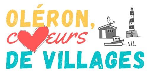 Visuel Oléron coeurs de villages