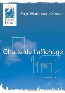 Charte de l'affichage